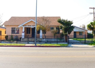 Foreclosed Home in Los Angeles 90061 S SAN PEDRO ST - Property ID: 4373357531