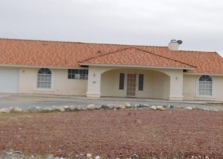 Foreclosed Home in Pahrump 89048 HACIENDA ST - Property ID: 4373360600