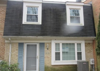 Foreclosed Home in Laurel 20723 WHISKEY RUN - Property ID: 4373388185