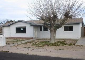 Foreclosed Home in Safford 85546 SANTA FE CIR - Property ID: 4373499434