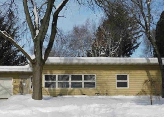 Foreclosed Home in Edgerton 53534 WILSON ST - Property ID: 4373579139