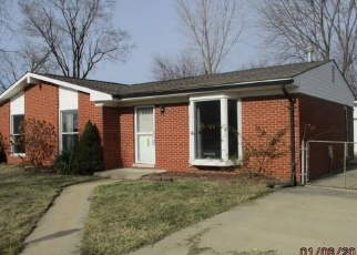Foreclosed Home in Belleville 48111 JACKSON ST - Property ID: 4373603680
