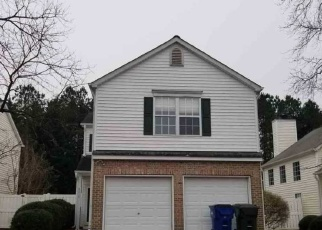 Foreclosed Home in Raleigh 27604 LAKE WOODARD DR - Property ID: 4374296999