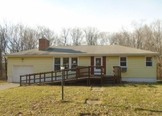 Foreclosed Home in North Branford 06471 BURR HILL RD - Property ID: 4374371888