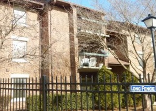 Foreclosed Home in Gaithersburg 20879 BADENLOCH WAY - Property ID: 4374404731