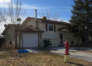 Foreclosed Home in Rangely 81648 E RAVEN AVE - Property ID: 4374825621