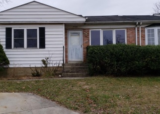 Foreclosed Home in Pasadena 21122 MIDDLEGATE CT - Property ID: 4374976728