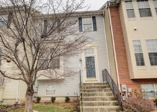 Foreclosed Home in Odenton 21113 STREAMVIEW DR - Property ID: 4374977145
