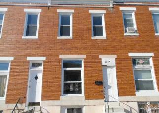 Foreclosed Home in Baltimore 21216 N SMALLWOOD ST - Property ID: 4375141847