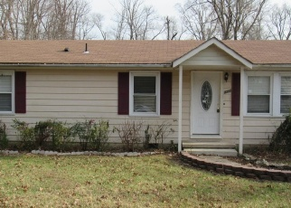 Foreclosed Home in Brandywine 20613 WILLIAMS DR - Property ID: 4375279809