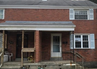 Foreclosed Home in Pittsburgh 15227 BRENTWOOD AVE - Property ID: 4375326215