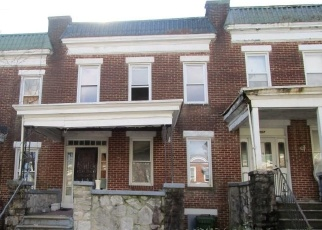 Foreclosed Home in Baltimore 21216 BAKER ST - Property ID: 4375340233