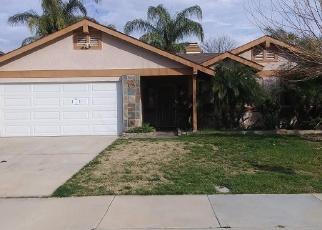 Foreclosed Home in Sun City 92586 AVENIDA DE FIESTA - Property ID: 4375440986