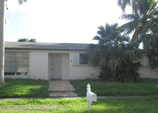 Foreclosed Home in Dania 33004 SE 4TH AVE - Property ID: 4375515880