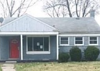 Foreclosed Home in Detroit 48228 VAUGHAN ST - Property ID: 4375676607