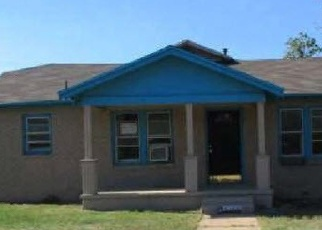 Foreclosed Home in San Angelo 76901 WEBSTER ST - Property ID: 4375799230