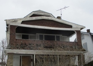 Foreclosed Home in Cleveland 44112 HALDANE RD - Property ID: 4376348455