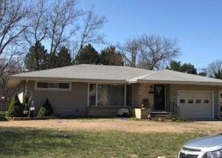 Foreclosed Home in Salina 67401 E CLAFLIN AVE - Property ID: 4377211704
