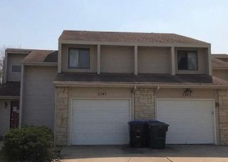 Foreclosed Home in Topeka 66614 SW BRANDYWINE LN - Property ID: 4377243680