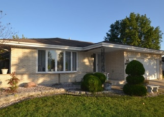 Foreclosed Home in Tinley Park 60487 CYPRESS CT - Property ID: 4377543695