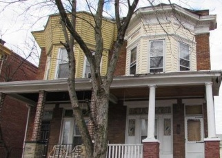 Foreclosed Home in Baltimore 21216 NORFOLK AVE - Property ID: 4377884428