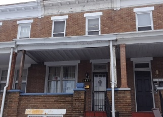 Foreclosed Home in Baltimore 21213 PELHAM AVE - Property ID: 4378014960