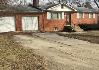 Foreclosed Home in District Heights 20747 DANIEL DR - Property ID: 4378225165