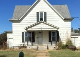 Foreclosed Home in Burdett 67523 WISCONSIN AVE - Property ID: 4378596132