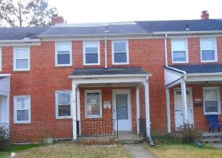 Foreclosed Home in Baltimore 21239 CEDARCROFT RD - Property ID: 4378622414