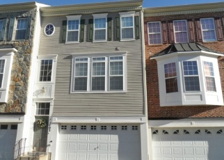 Foreclosed Home in Damascus 20872 DAMASCUS PARK TER - Property ID: 4378628100
