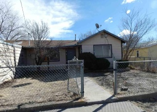 Foreclosed Home in Silver City 88061 N CORBIN ST - Property ID: 4378684161