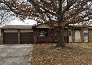 Foreclosed Home in Haysville 67060 N JAMES AVE - Property ID: 4378992508