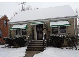 Foreclosed Home in Riverdale 60827 S LA SALLE ST - Property ID: 4379339376