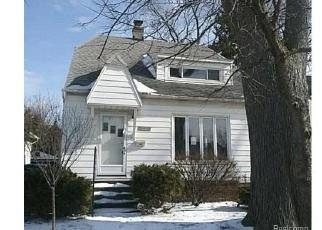 Foreclosed Home in Dearborn 48126 PALMER ST - Property ID: 4379386235