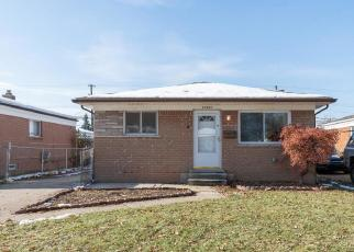 Foreclosed Home in Warren 48089 WAGNER AVE - Property ID: 4379716473