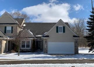 Foreclosed Home in Howell 48855 MALLARD POND DR - Property ID: 4380040578