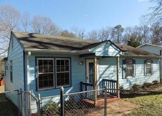 Foreclosed Home in Chester 23831 GARY AVE - Property ID: 4380146568