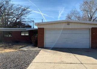 Foreclosed Home in Albuquerque 87110 CHAMA ST NE - Property ID: 4380218837