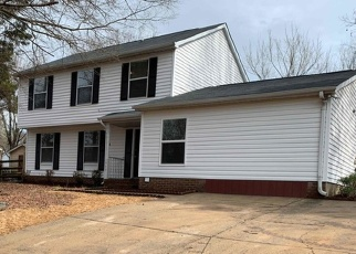 Foreclosed Home in Charlotte 28262 WINSTED CT - Property ID: 4380413739