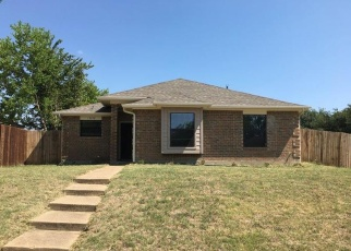 Foreclosed Home in Mesquite 75180 RUSTIC TRL - Property ID: 4380795197