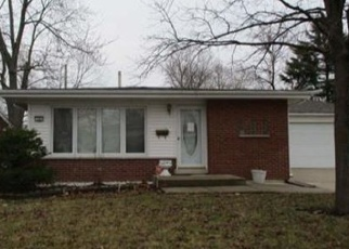 Foreclosed Home in Chicago Heights 60411 GRACE LN - Property ID: 4381293175