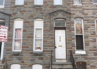 Foreclosed Home in Baltimore 21217 WALBROOK AVE - Property ID: 4381402232
