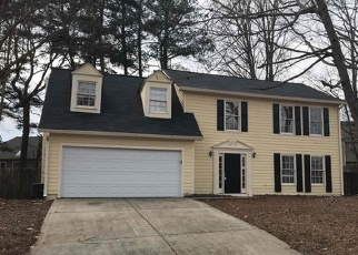 Foreclosed Home in Kennesaw 30144 ROCKMART CIR NW - Property ID: 4381424578