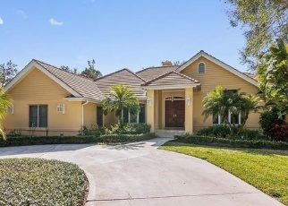 Foreclosed Home in Osprey 34229 SUGAR MILL DR - Property ID: 4381540191