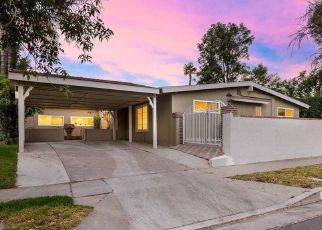 Foreclosed Home in Woodland Hills 91364 BIGLER ST - Property ID: 4381641818