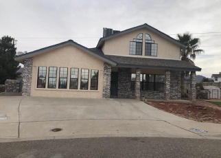 Foreclosed Home in El Paso 79912 DESIERTO LUNA ST - Property ID: 4381670271