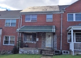 Foreclosed Home in Baltimore 21239 WOODBOURNE AVE - Property ID: 4381757431
