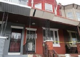 Foreclosed Home in Philadelphia 19132 N 24TH ST - Property ID: 4381788534