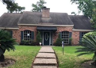 Foreclosed Home in Houston 77090 SADDLECREEK DR - Property ID: 4382051309