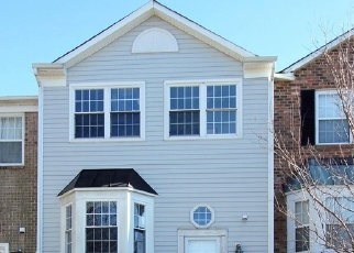 Foreclosed Home in Silver Spring 20904 HUNTERS GATE CT - Property ID: 4382416590
